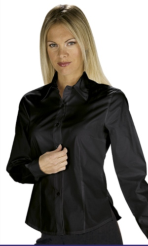 camicia donna m l is 25301 nero 1 5 Marzo 2021