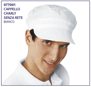 cappello charly is 77001 bianco  1  24 Febbraio 2020